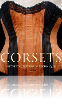 Book - Corsets: Historical Patterns & Techniques